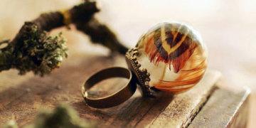 красивые кольца фото