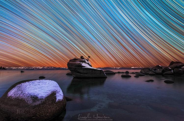 красивые звёзды на небе