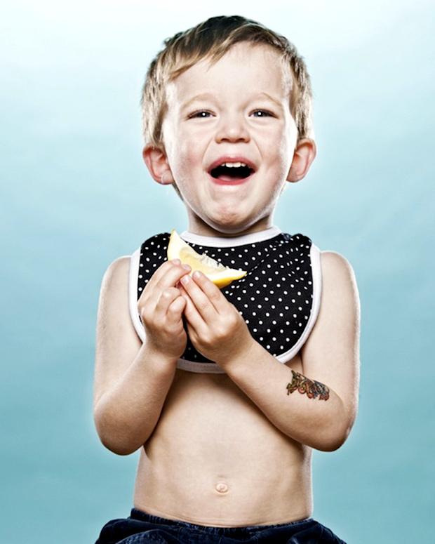 люблю лимоны