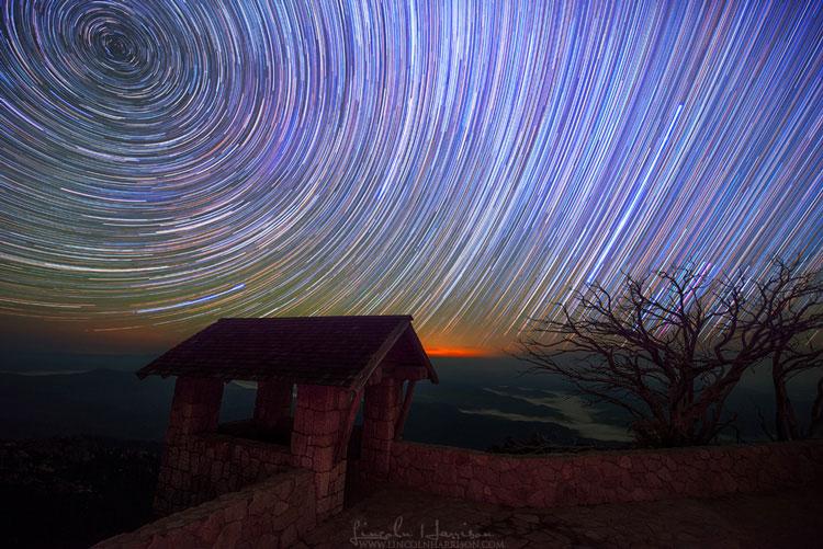 мир звёзд на небе