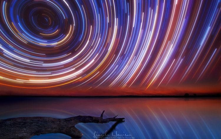ночное небо картинки
