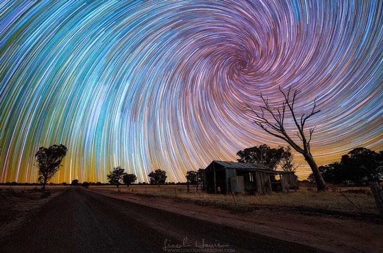ночное небо звёзды фото