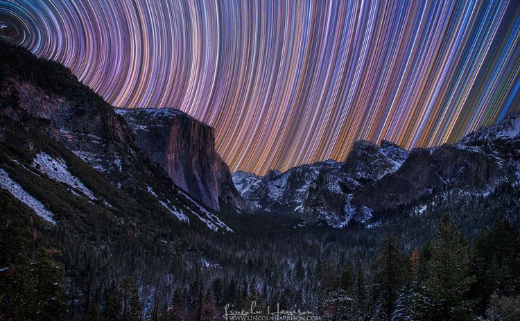 звёздное небо фотографии
