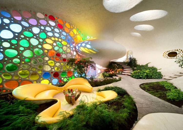 органическая архитектура фото