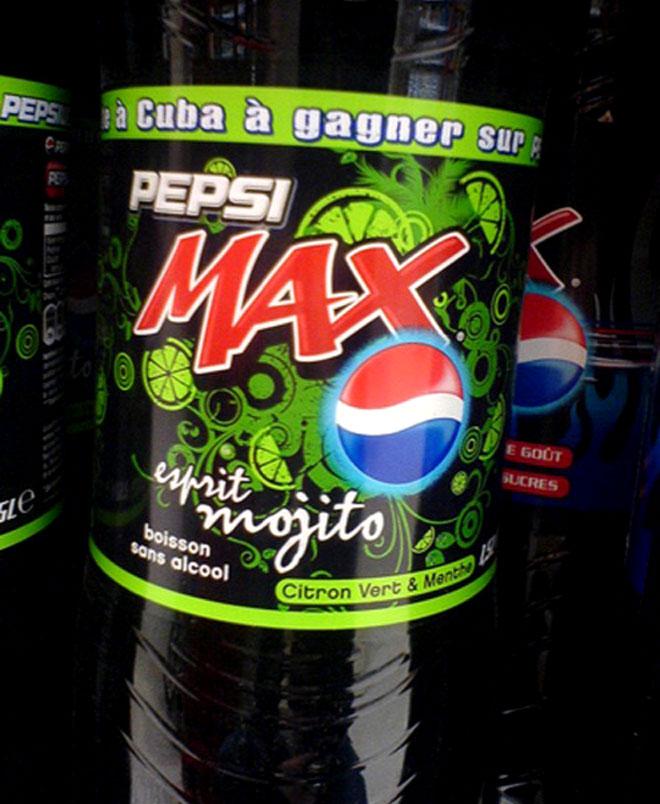 пепси макс
