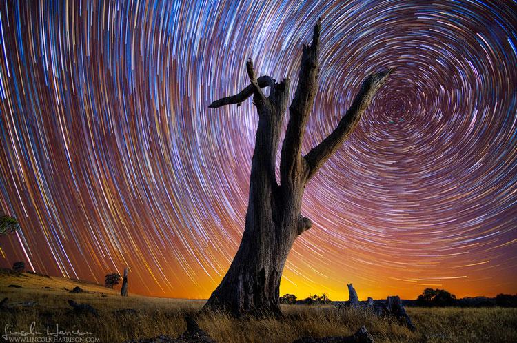 смотреть звёзды на небе