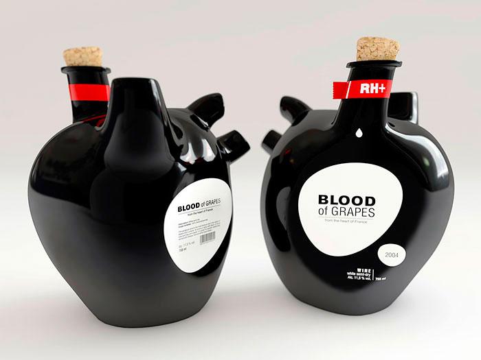 оригинальные бутылки