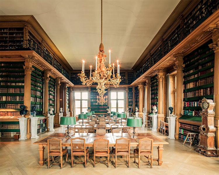 самые красивые библиотеки мира фото