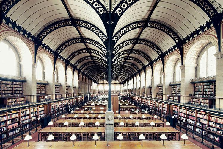 самые знаменитые библиотеки мира фото