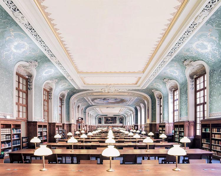 большие библиотеки мира
