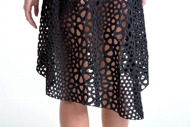 платье напечатанное