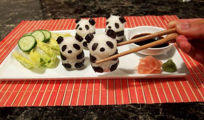 японская еда фото