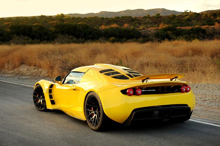 самый скоростной автомобиль в мире