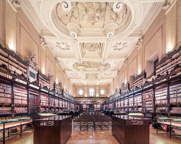 интерьер библиотеки фото