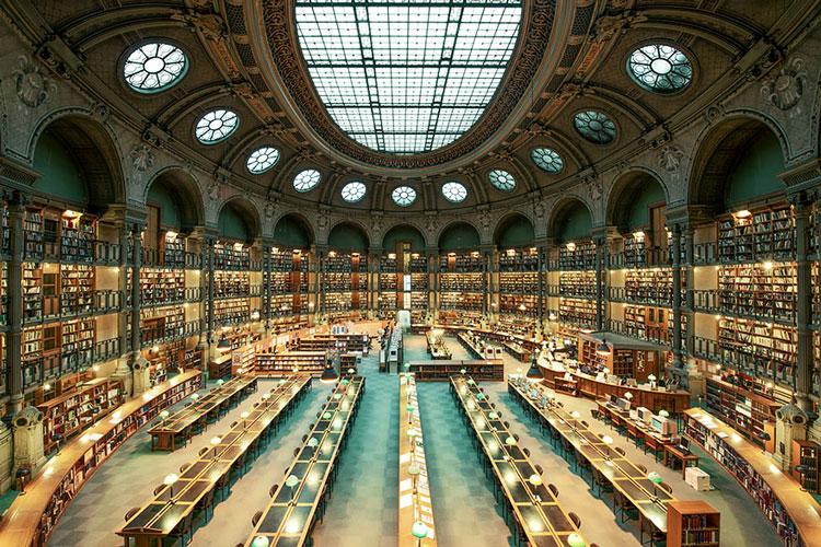 национальная библиотека фото