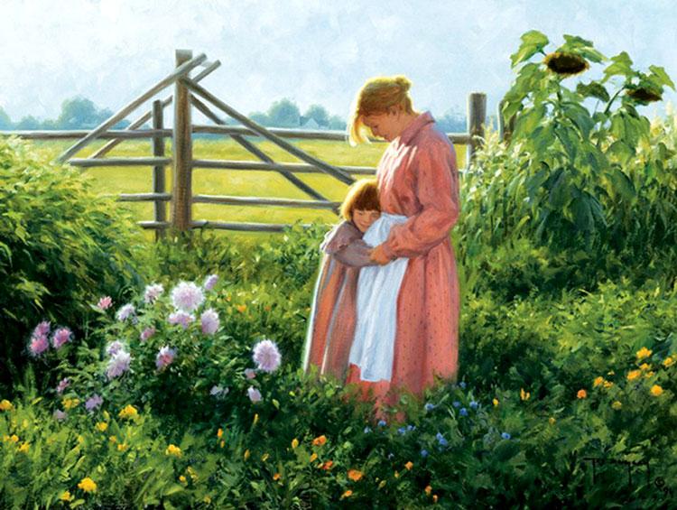 материнская любовь картинки