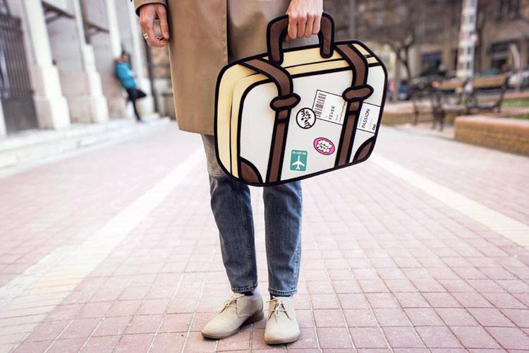 мультяшные сумки