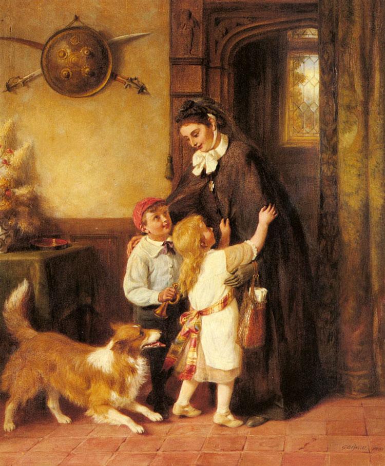 образ матери в искусстве