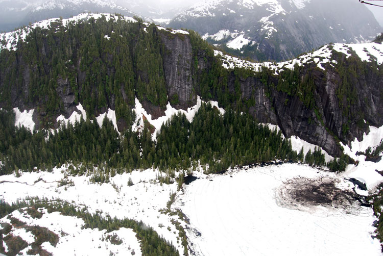 озёра аляски