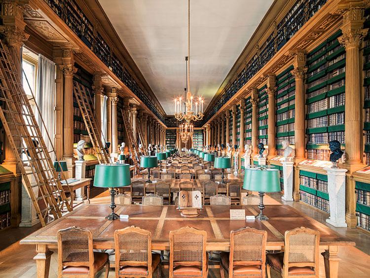 самые известные библиотеки мира