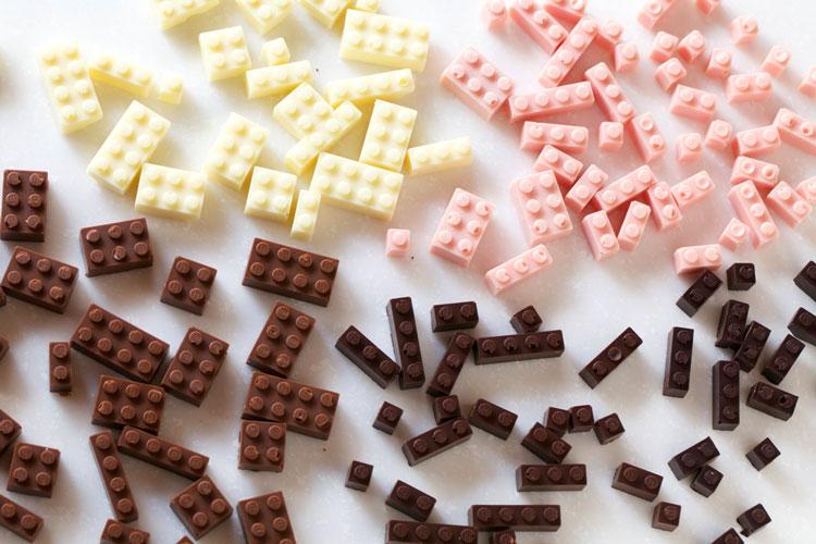 шоколад лего