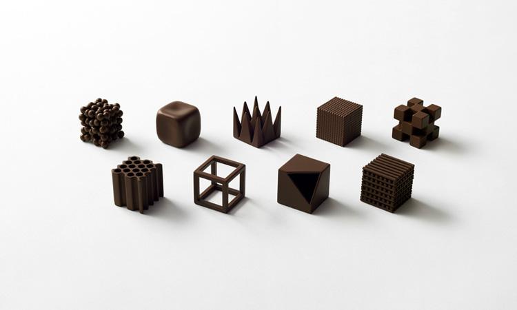 шоколадные фигурки фото