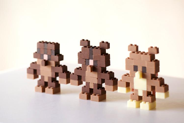 шоколадные игрушки