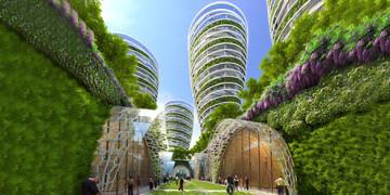 футуропроекты города будущего