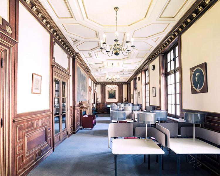 здание библиотеки фото