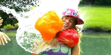 водные шарики