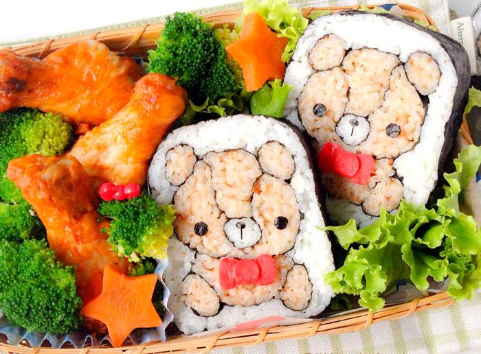 японская кухня суши