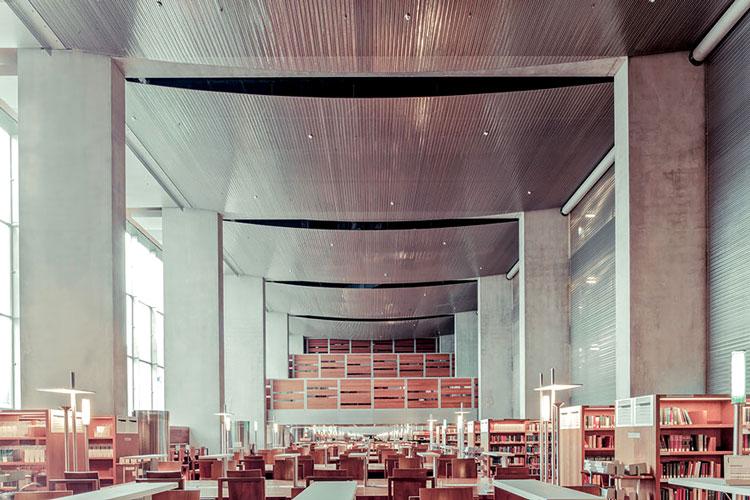 современные библиотеки фото