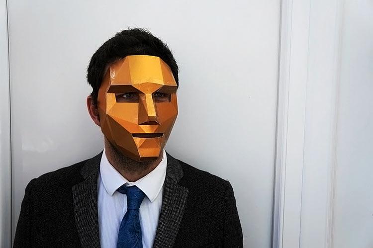 3д маска своими руками
