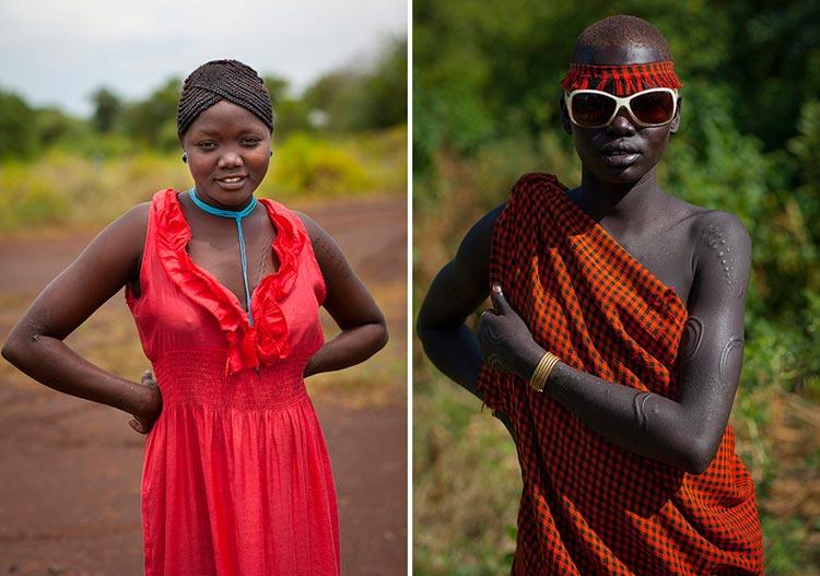 эфиопские женщины