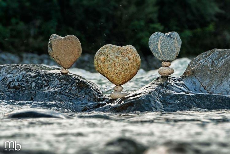 каменное сердце фото