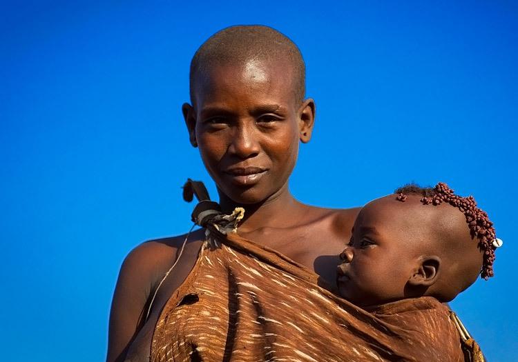 женщины эфиопии