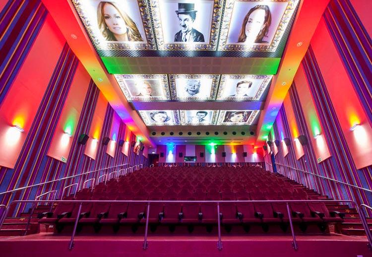 фотографии зрительного зала