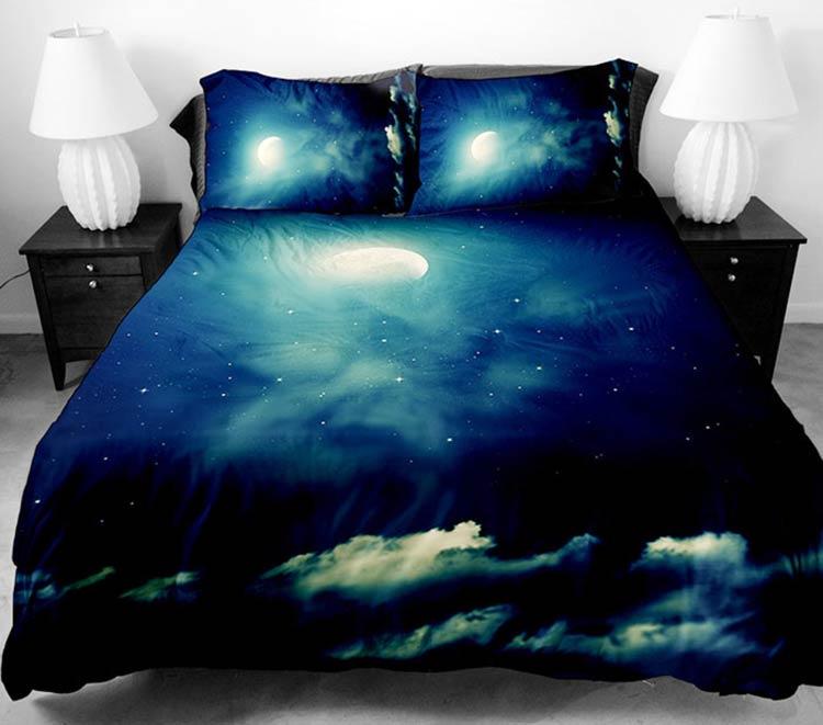 галактическое постельное белье