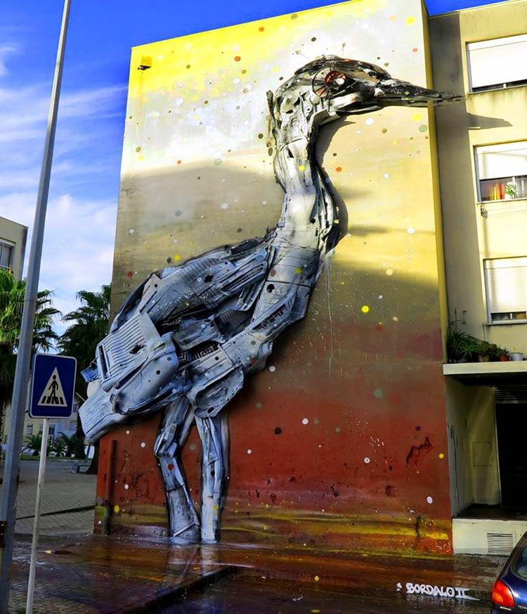 граффити на стене картинки