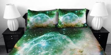 космическое постельное белье