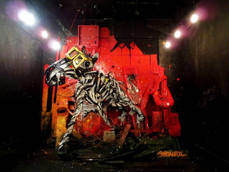 лучшие граффити мира