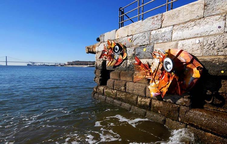 объемные граффити фото
