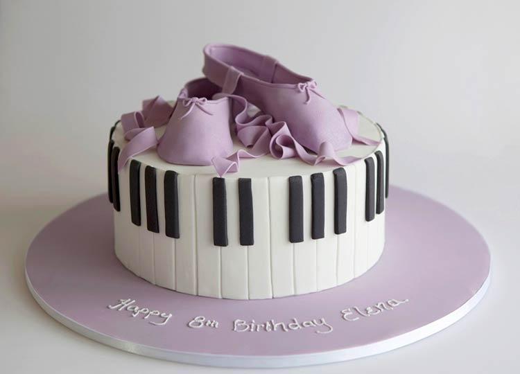 самые красивые торты фото
