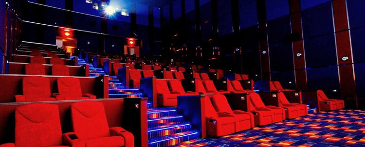 зал кинотеатра фото