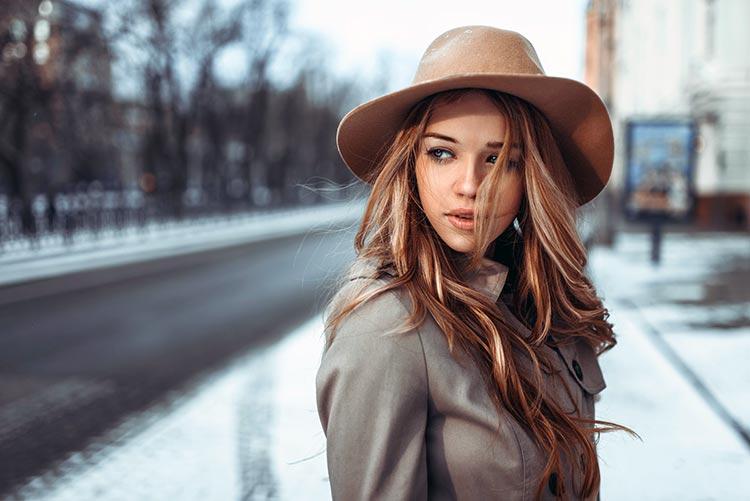 божественная красота женщины