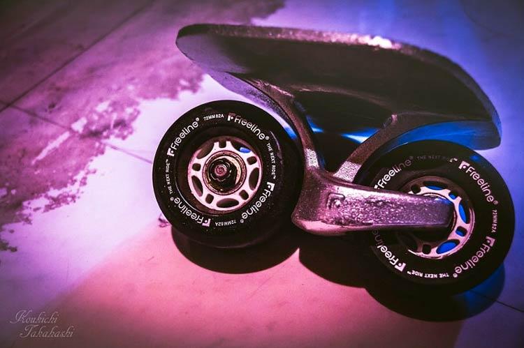 фрилайн скейты