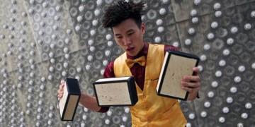 искусство жонглирования