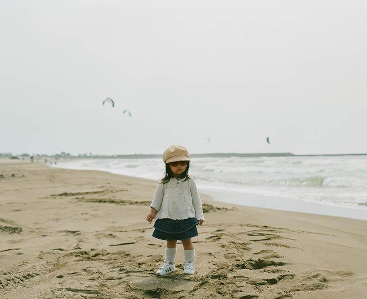 маленькая девочка ребенок
