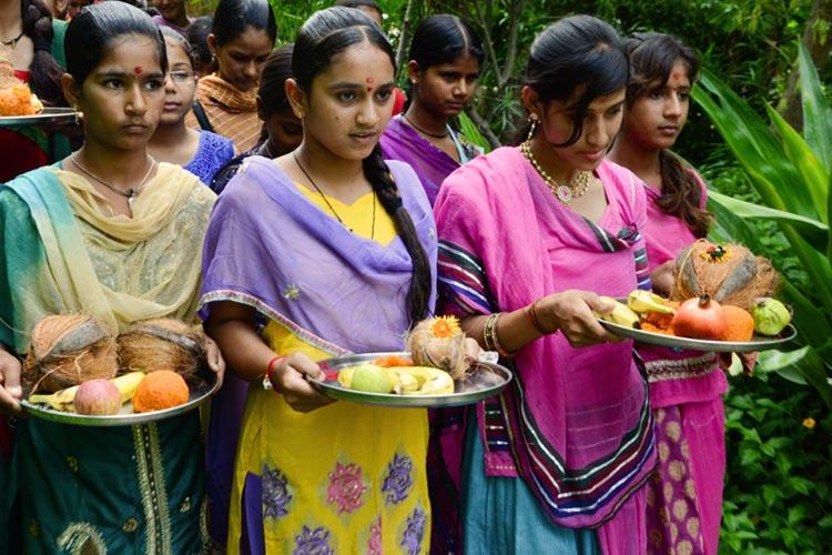 обычаи и традиции индийского народа