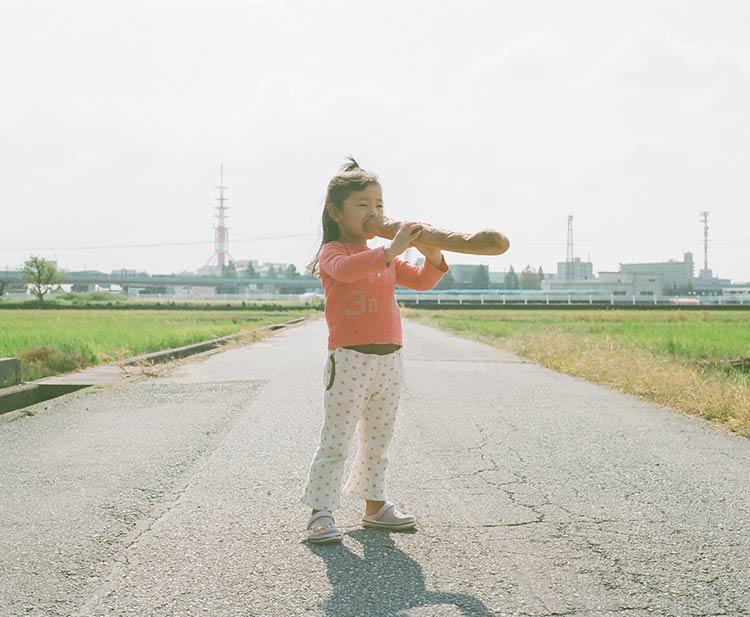 оригинальные фотографии маленькой японской девочки